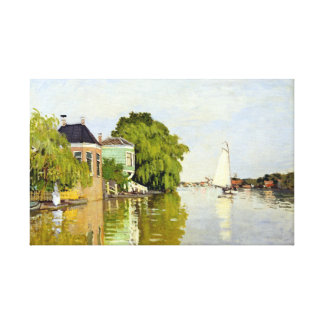 Chambres de Claude Monet sur l'Achterzaan Toiles