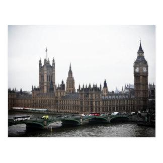 Chambres des cartes postales du Parlement