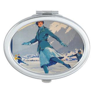 Chamonix - Mont Blanc Miroirs De Poche