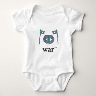 Champ de bataille de guerre simple t-shirts