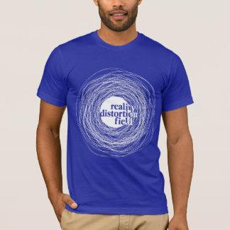 Champ de déformation de réalité t-shirt