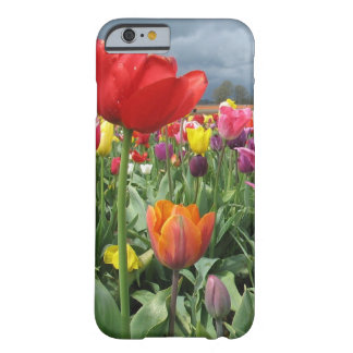 Champ de tulipes coque barely there iPhone 6