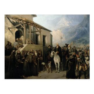 Champ-maréchal Alexandre Suvorov Carte Postale