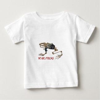 champ tactique de grenouille de guerre t-shirts