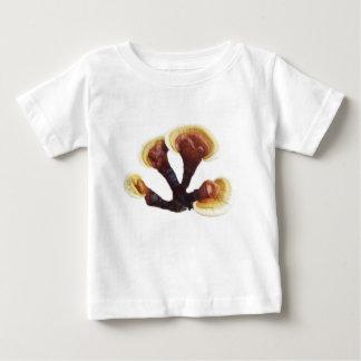 Champignon de Reishi T-shirt Pour Bébé