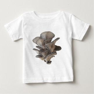 Champignon d'huître t-shirt pour bébé
