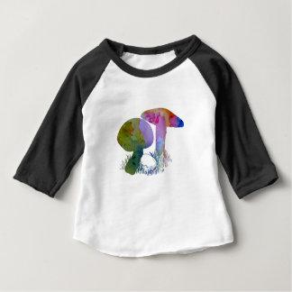 Champignon T-shirt Pour Bébé