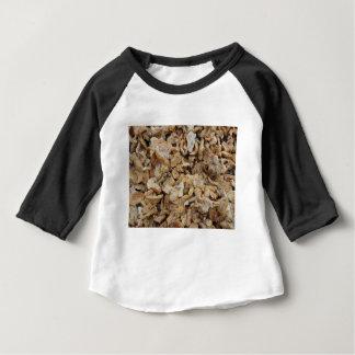 Champignons de hérisson t-shirt pour bébé