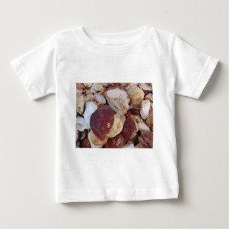 Champignons de Porcini T-shirt Pour Bébé