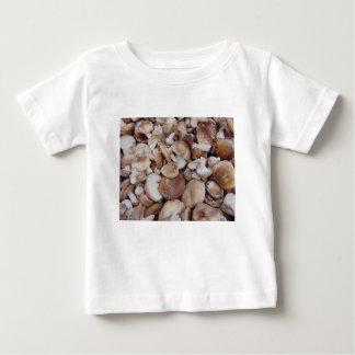 Champignons de shiitaké t-shirt pour bébé
