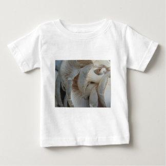 Champignons d'huître t-shirt pour bébé