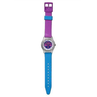 Champignons psychédéliques montres bracelet