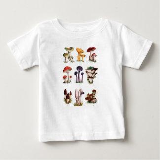 Champignons T-shirt Pour Bébé