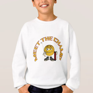 Champion de golf sweatshirt