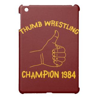 champion de lutte 1984 de pouce coque iPad mini