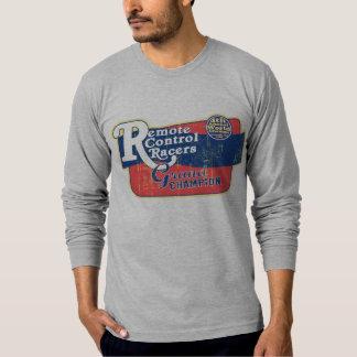 Champion grand de coureurs à télécommande t-shirt