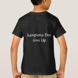 Champions de T-shirts d'InspireMe Colleshions