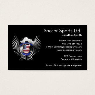 Champions du football des Etats-Unis Cartes De Visite