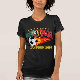 Champions du Portugal T-shirts