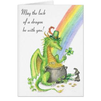 Chance d'une carte de dragon