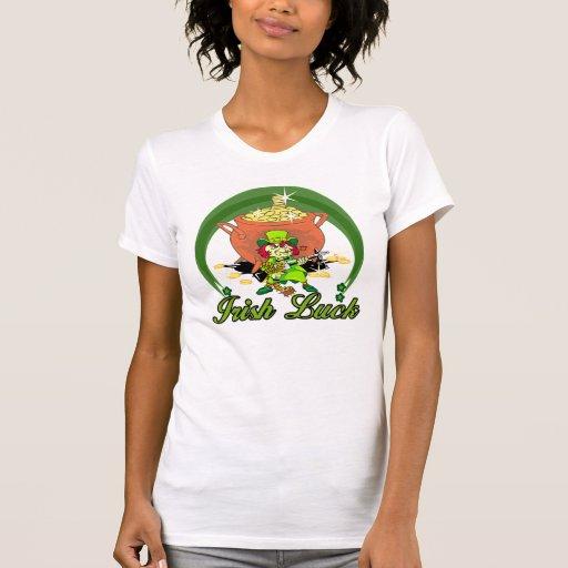 Chance irlandaise t-shirts