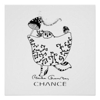 Chance, poster