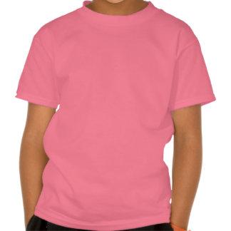 Chanceux au propre une conception de cheval d'amus t-shirts