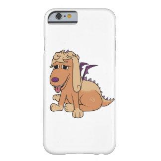Chanceux le coque iphone de chiot de dragon