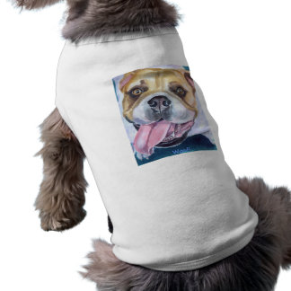 Chandail anglais de bouledogue manteaux pour chien