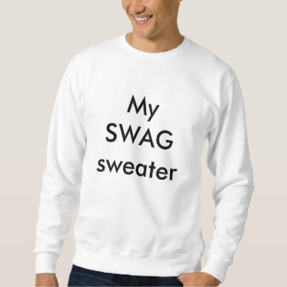 chandail de butin sweat-shirts