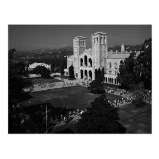 Changement de classe d'UCLA, de la vieille Carte Postale