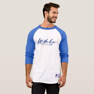 Changez le T-shirt du champion des hommes