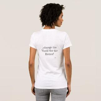 Changez le T-shirt du monde