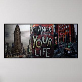 Changez votre vie posters