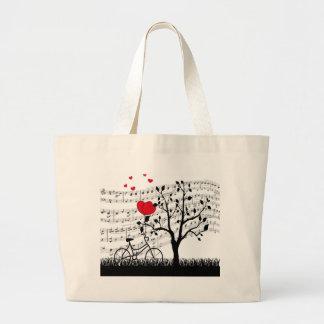 Chanson d'amour grand sac