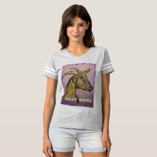 Chanson de chèvre t-shirts