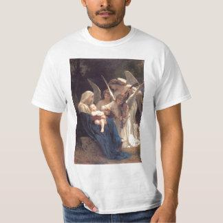 Chanson des anges - William-Adolphe Bouguereau T-shirt