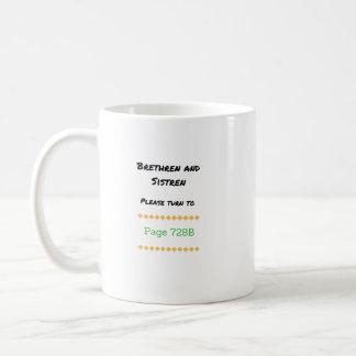 chanson du favori 728B Mug