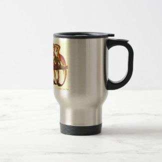 chant de rapace mug de voyage