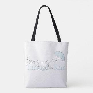 Chant par le sac fourre-tout à pluie