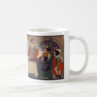 chantez une chanson de maxfield de pièce de six mug