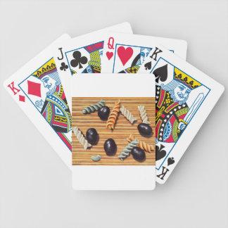 Chaos de salade de pâtes jeu de cartes