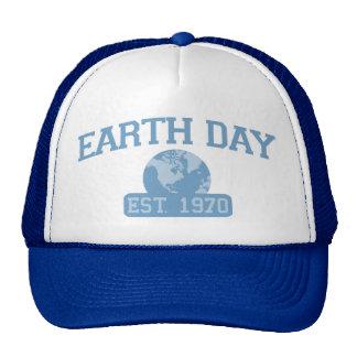 Chapeau 1970 de jour de la terre casquette de camionneur