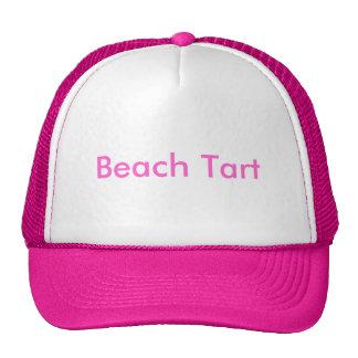Chapeau au goût âpre de camionneur de plage casquettes