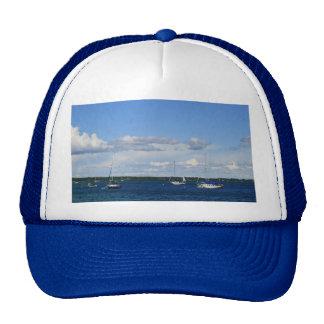 Chapeau - bateaux à voile casquette