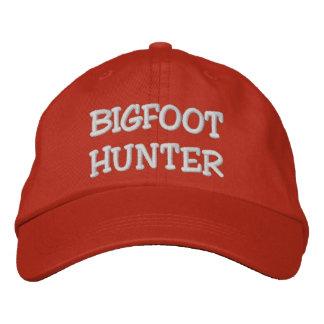 Chapeau brodé de CHASSEUR de BIGFOOT - édition de