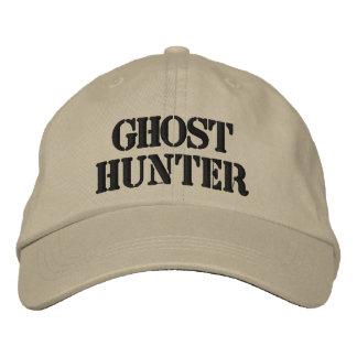 Chapeau brodé par chasseur de fantôme