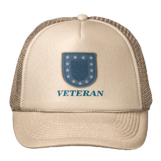 chapeau d instantané d unité de béret de vétérinai casquettes de camionneur