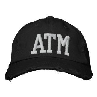Chapeau d'atmosphère casquette brodée