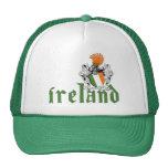 Chapeau de bouclier de l'Irlande Casquette De Camionneur
